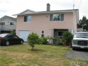 Main Photo: 1581 Prairie St in VICTORIA: SE Gordon Head House for sale (Saanich East)  : MLS®# 508761