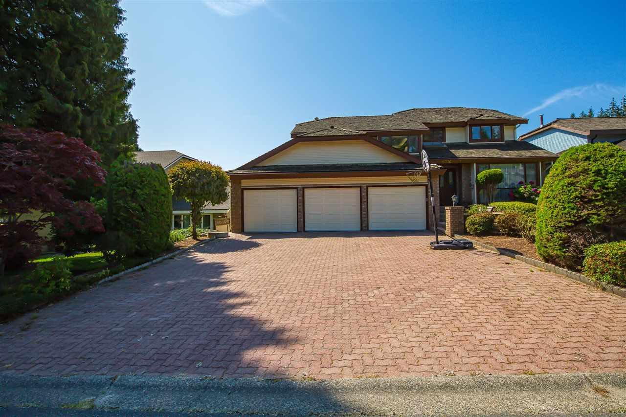 Main Photo: 11736 RIDGECREST Drive in Delta: Sunshine Hills Woods House for sale (N. Delta)  : MLS®# R2391886