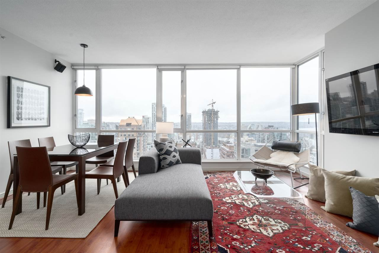 "Main Photo: 3006 1068 HORNBY Street in Vancouver: Downtown VW Condo for sale in ""THE CANADIAN AT WALL CENTRE"" (Vancouver West)  : MLS®# R2427122"