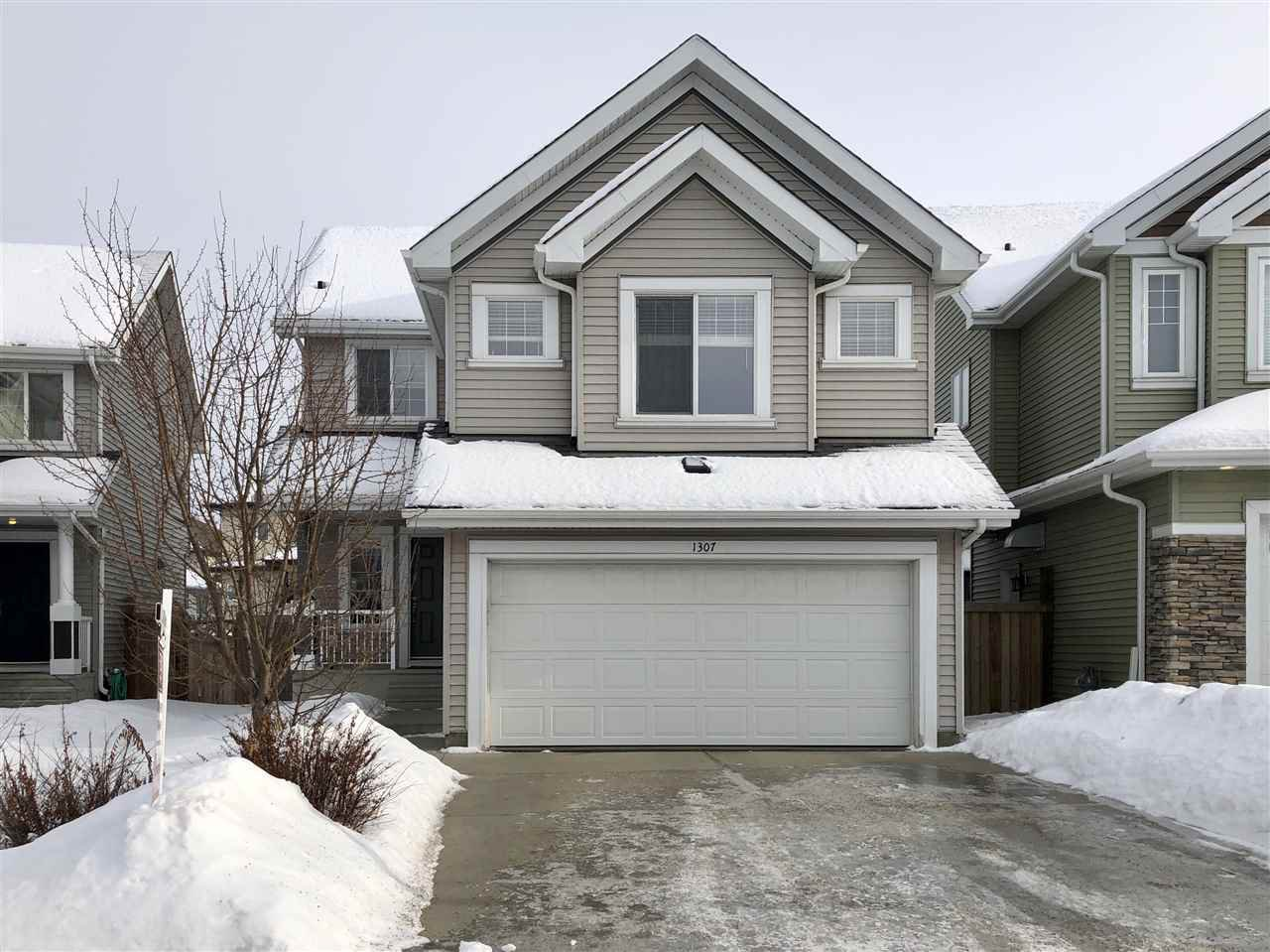 Main Photo: 1307 72 Street in Edmonton: Zone 53 House for sale : MLS®# E4183891