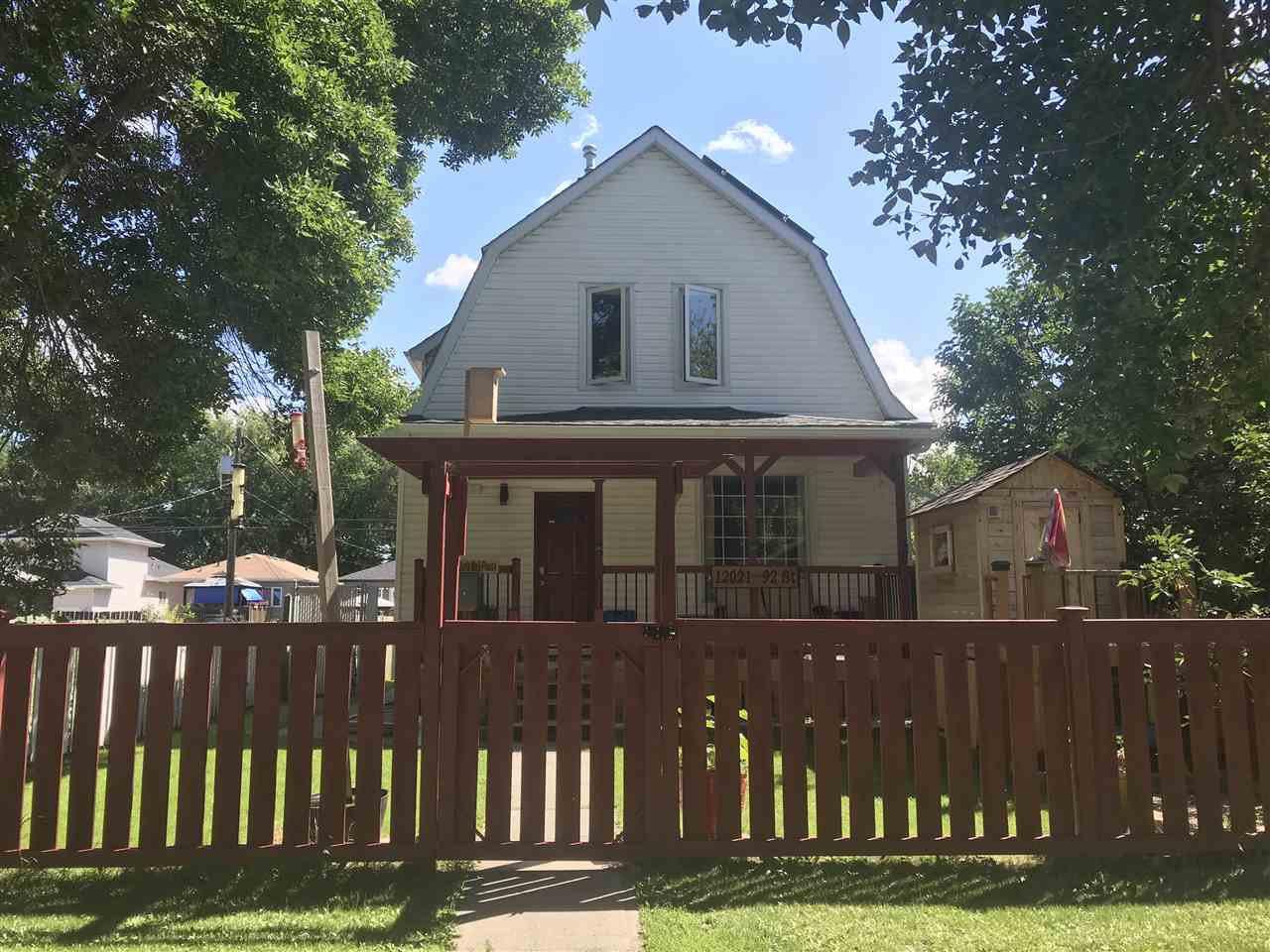 Main Photo: 12021 92 Street in Edmonton: Zone 05 House for sale : MLS®# E4206671