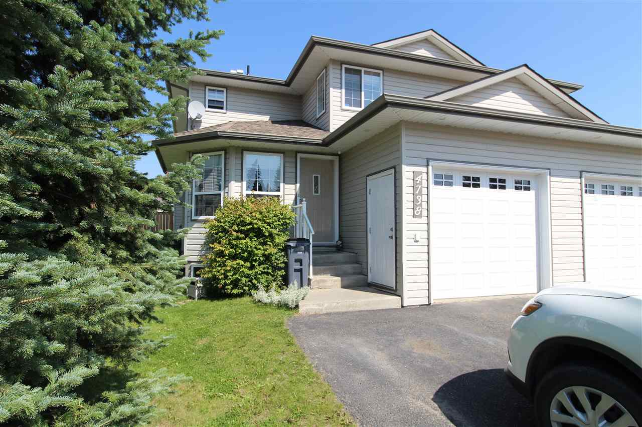 Main Photo: 4738 VELLENCHER Road in Prince George: Hart Highlands House 1/2 Duplex for sale (PG City North (Zone 73))  : MLS®# R2481845