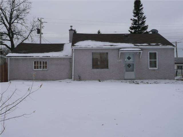 Main Photo: 506 Linden Avenue in WINNIPEG: East Kildonan Residential for sale (North East Winnipeg)  : MLS®# 1000698