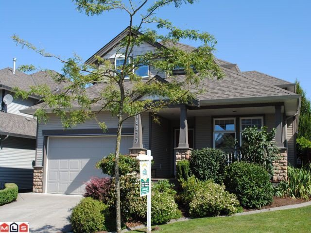 "Main Photo: 18973 68B Avenue in Surrey: Clayton House for sale in ""Clayton Village"" (Cloverdale)  : MLS®# F1019948"