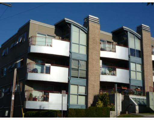 Photo 2: Photos: PH3 1195 W 8TH Avenue in Vancouver: Fairview VW Condo for sale (Vancouver West)  : MLS®# V750719