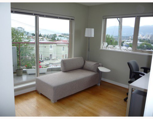 Photo 6: Photos: PH3 1195 W 8TH Avenue in Vancouver: Fairview VW Condo for sale (Vancouver West)  : MLS®# V750719