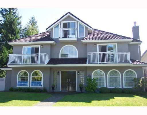 Main Photo: 5332 GROSVENOR in Burnaby: Capitol Hill BN House for sale (Burnaby North)  : MLS®# V757726