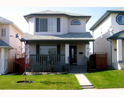 Main Photo: 15 ANAHEIM Court NE in CALGARY: Monterey Park Residential Detached Single Family for sale (Calgary)  : MLS®# C3374011