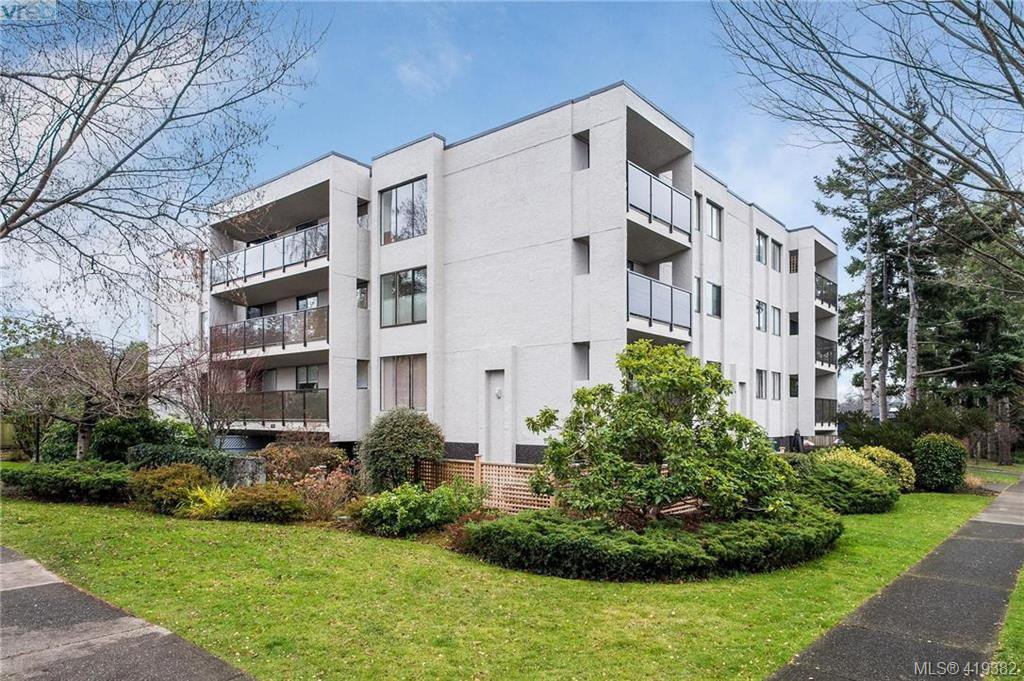 Main Photo: 205 1151 Oscar St in VICTORIA: Vi Fairfield West Condo for sale (Victoria)  : MLS®# 830037