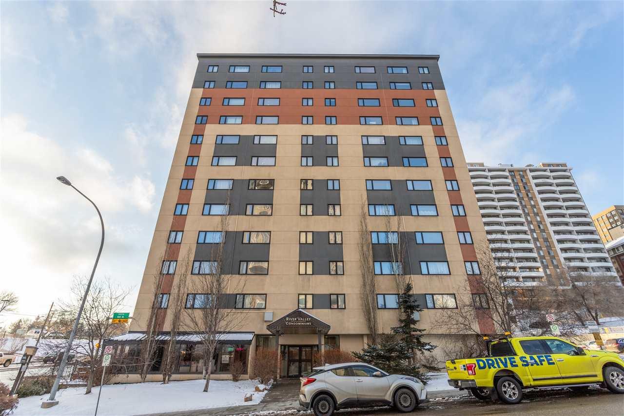 Main Photo: 605 9710 105 Street in Edmonton: Zone 12 Condo for sale : MLS®# E4182745