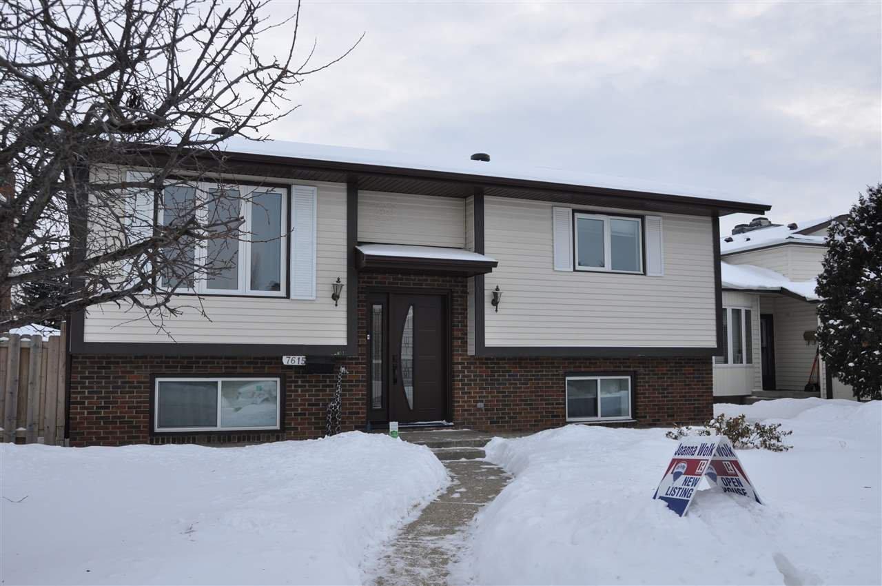 Main Photo: 7615 152B Avenue in Edmonton: Zone 02 House for sale : MLS®# E4184995