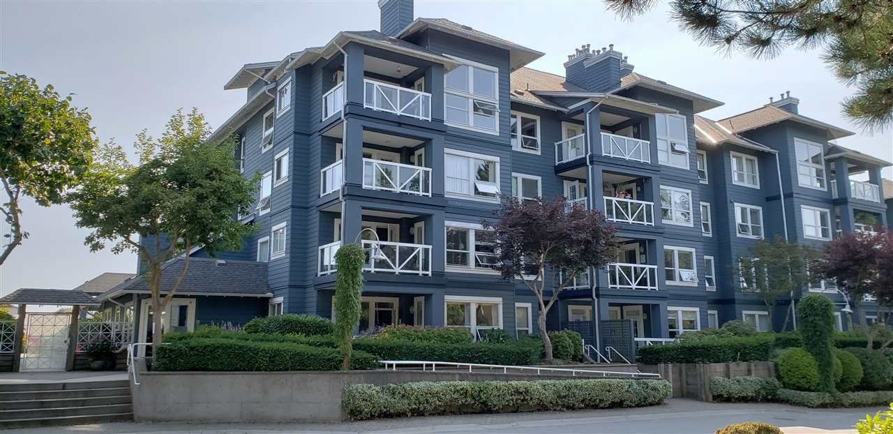Main Photo: 401 12911 RAILWAY AVENUE in : Steveston South Condo for sale : MLS®# R2294400