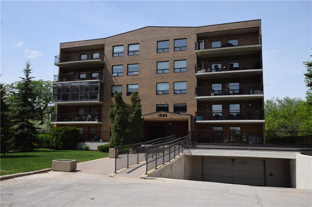 Main Photo: 103 1954 Henderson Highway in Winnipeg: Condominium for sale (3G)  : MLS®# 202008517