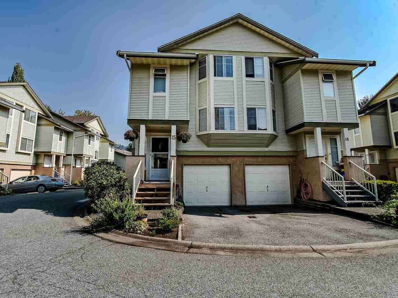 Main Photo: 15 1318 BRUNETTE Avenue in Coquitlam: Maillardville Townhouse for sale : MLS®# R2498474