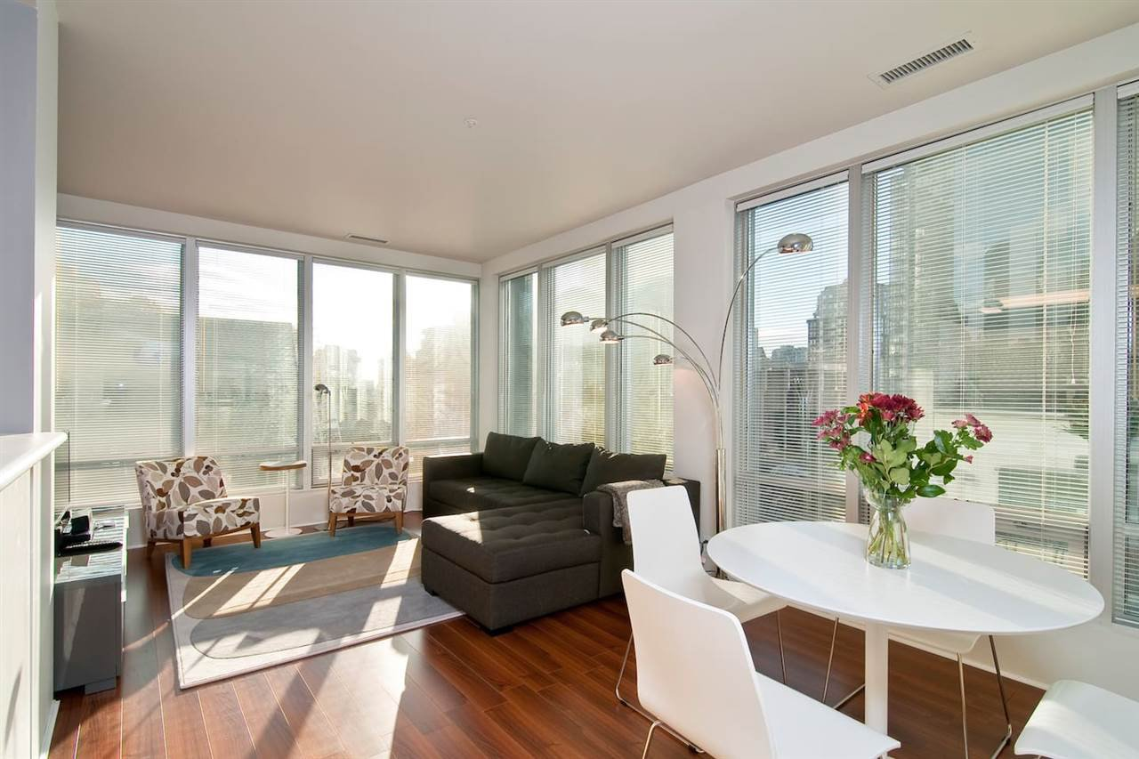 Main Photo: 401 989 NELSON STREET in : Downtown VW Condo for sale : MLS®# R2139525