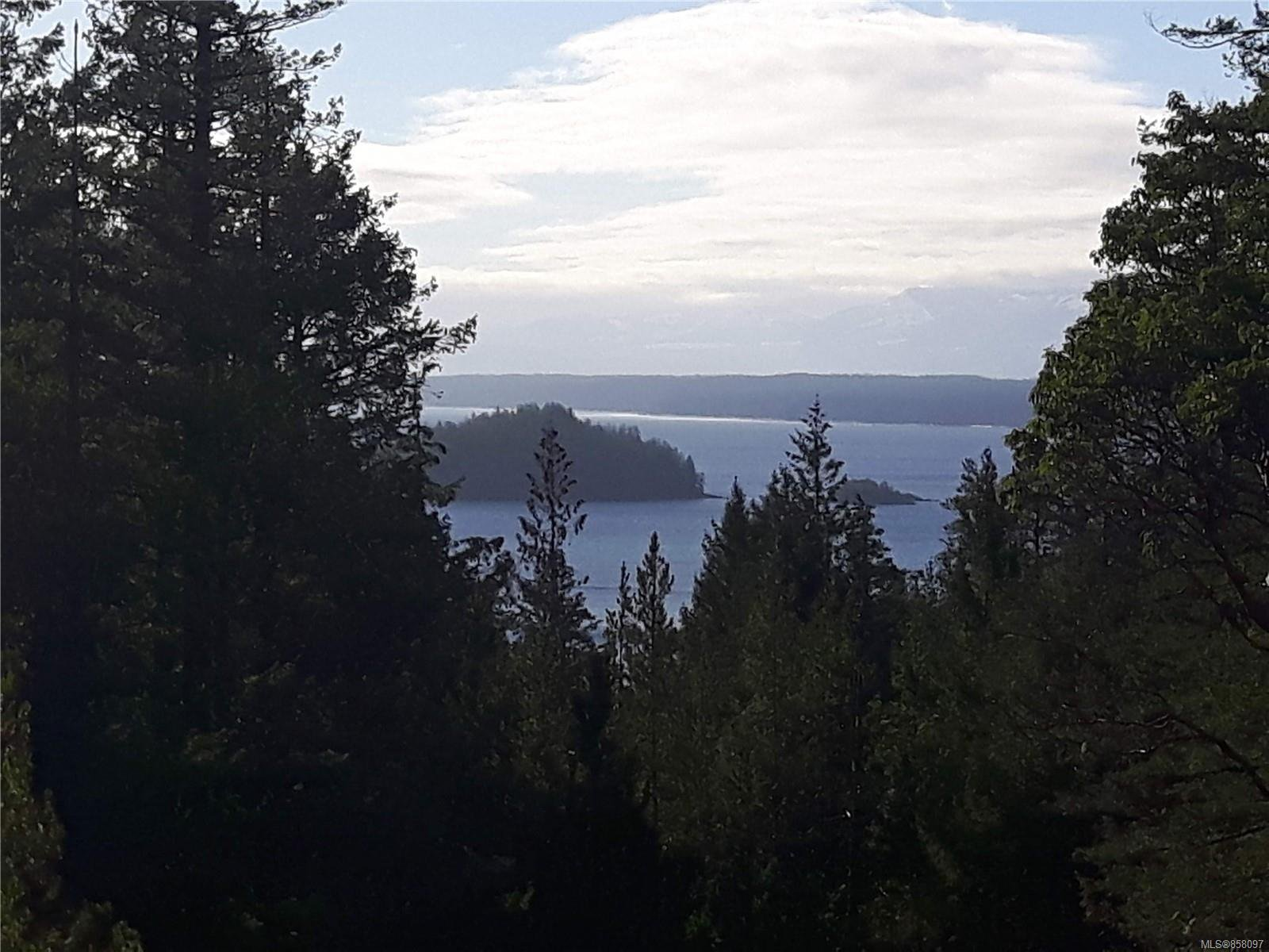 Main Photo: Lot 1 Bold Point Rd in : Isl Quadra Island Land for sale (Islands)  : MLS®# 858097