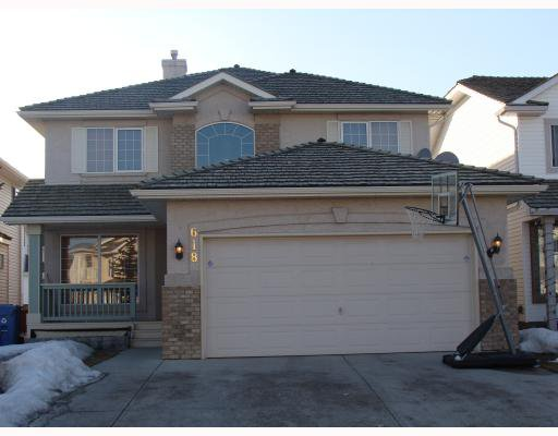 Main Photo: 618 CORAL SPRINGS Boulevard NE in CALGARY: Coral Springs Residential Detached Single Family for sale (Calgary)  : MLS®# C3414466