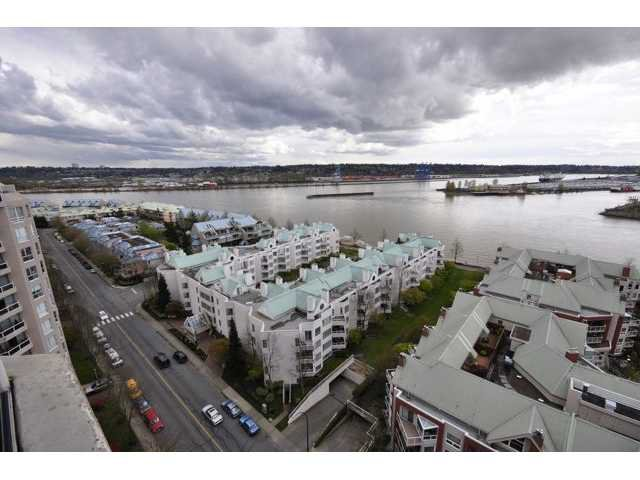 "Main Photo: 1806 1235 QUAYSIDE Drive in New Westminster: Quay Condo for sale in ""THE RIVERA"" : MLS®# V822108"
