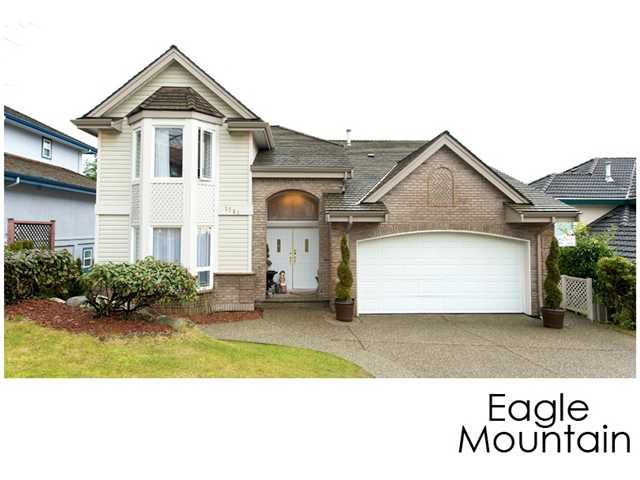Main Photo: 1541 EAGLE MOUNTAIN Drive in Coquitlam: Westwood Plateau House for sale : MLS®# V868617