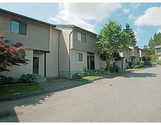 "Photo 1: Photos: 13 2880 DACRE Avenue in Coquitlam: Ranch Park Townhouse for sale in ""PARKWOOD."" : MLS®# V721029"