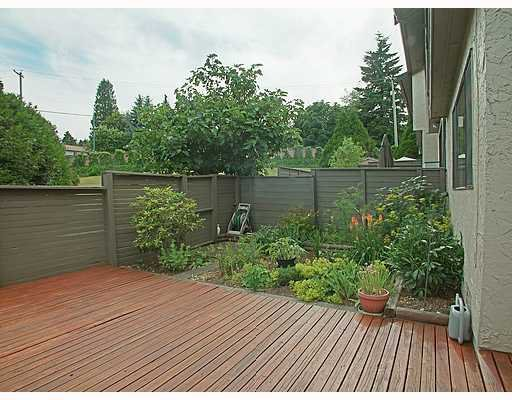 "Photo 7: Photos: 13 2880 DACRE Avenue in Coquitlam: Ranch Park Townhouse for sale in ""PARKWOOD."" : MLS®# V721029"