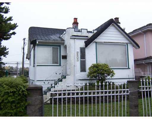 Main Photo: 2805 E 14TH Avenue in Vancouver: Renfrew Heights House for sale (Vancouver East)  : MLS®# V743427