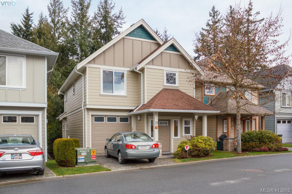 Main Photo: 21 2210 Sooke Road in VICTORIA: Co Hatley Park Single Family Detached for sale (Colwood)  : MLS®# 413815