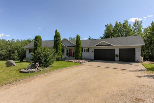 Main Photo: 9 53127  RGE RD 12: Rural Parkland County House for sale : MLS®# E4166733