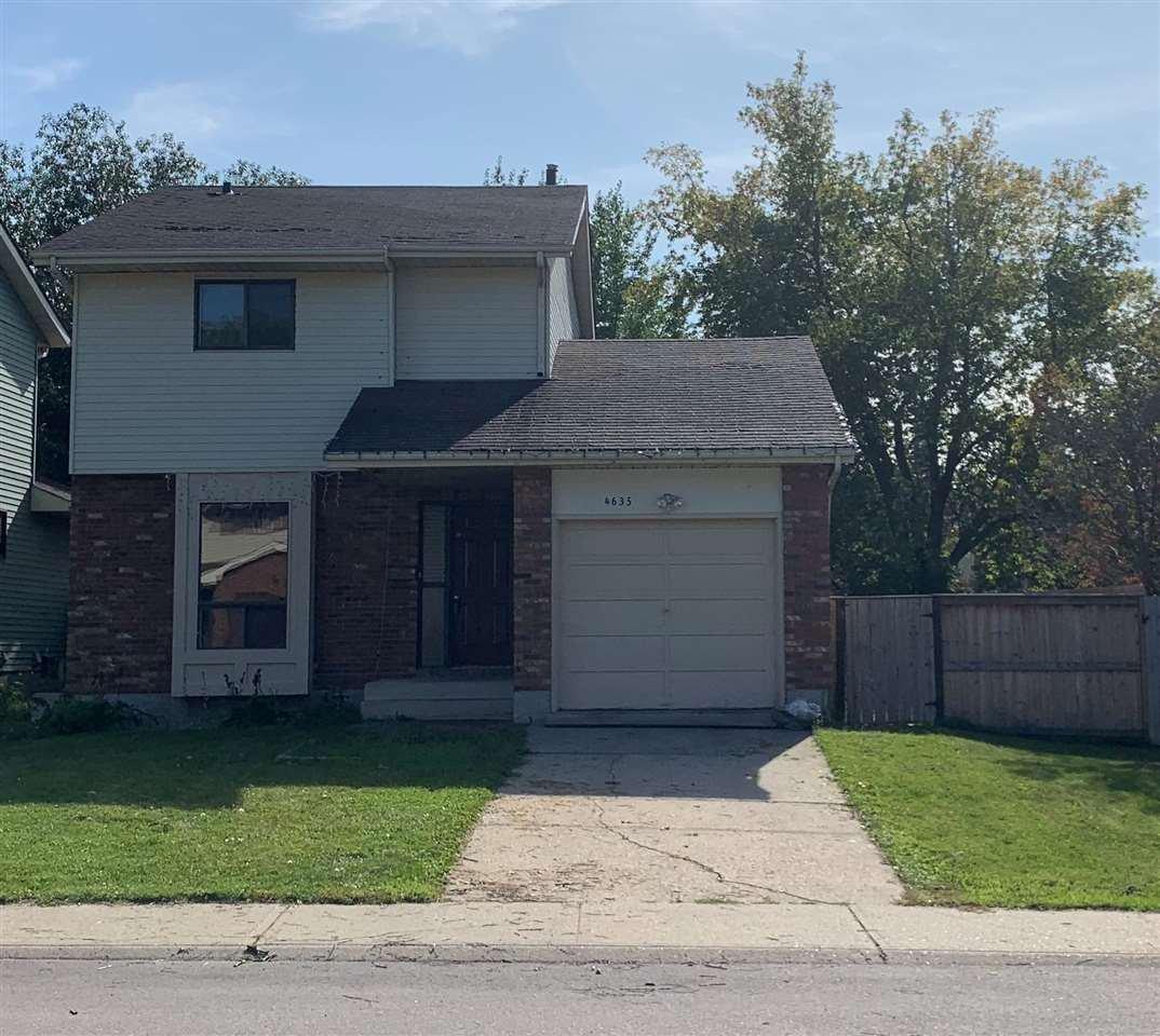 Main Photo: 4635 37 Avenue in Edmonton: Zone 29 House for sale : MLS®# E4173809