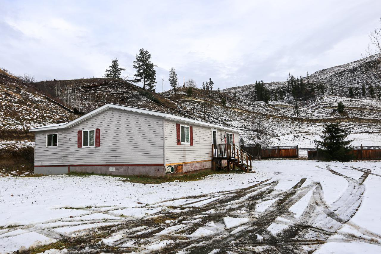 Main Photo: 3528 S Yellowhead Highway in Louis Creek: BA Manufactured Home for sale (NE)  : MLS®# 154327