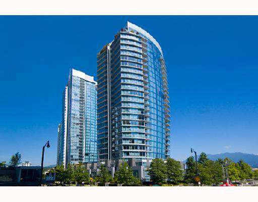 "Main Photo: 1904 1233 CORDOVA Street in Vancouver: Coal Harbour Condo for sale in ""CARINA"" (Vancouver West)  : MLS®# V781419"