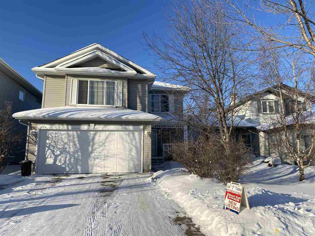 Main Photo: 1412 BRECKENRIDGE Drive in Edmonton: Zone 58 House for sale : MLS®# E4184234