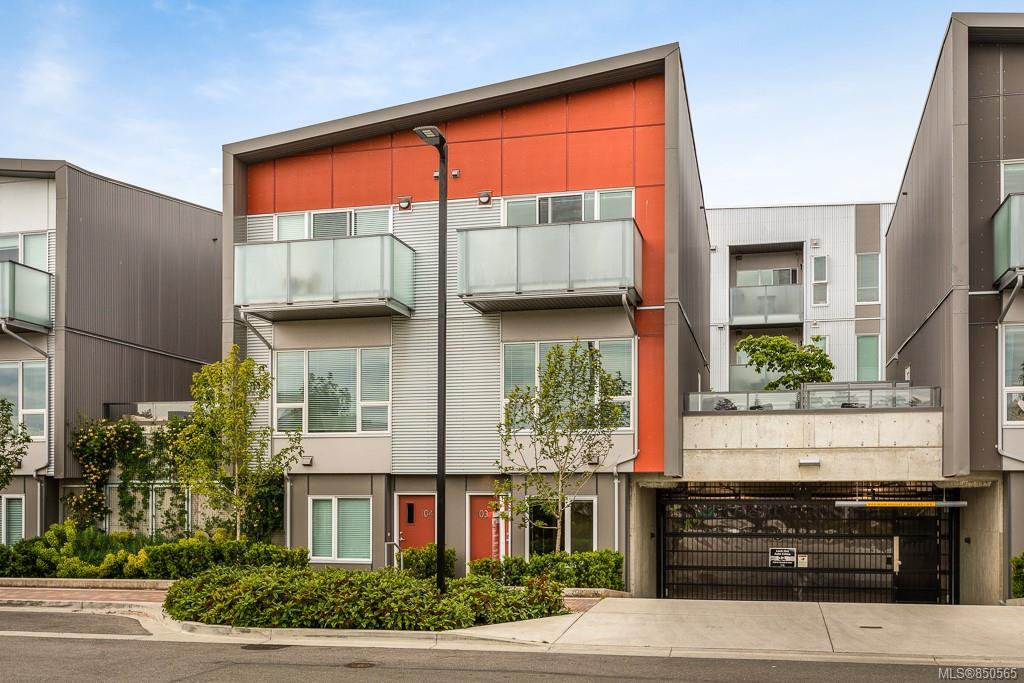 Main Photo: 103 770 Central Spur Rd in : VW Victoria West Row/Townhouse for sale (Victoria West)  : MLS®# 850565
