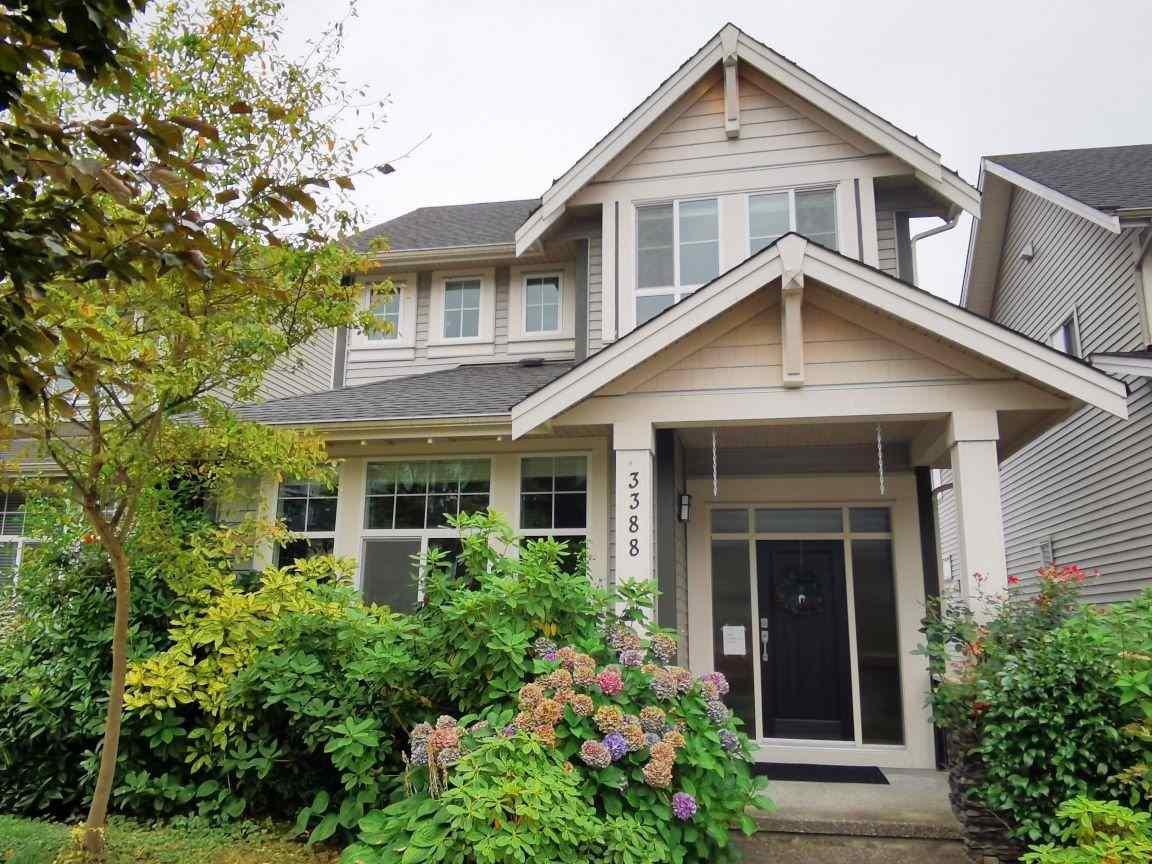 Main Photo: 3388 WATKINS Avenue in Coquitlam: Burke Mountain House for sale : MLS®# R2498979