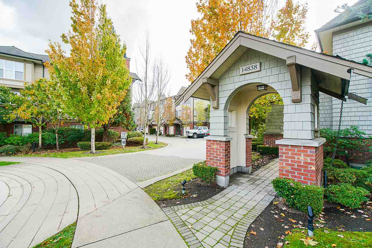 """Main Photo: 2 14838 61 Avenue in Surrey: Sullivan Station Townhouse for sale in """"Sequoia"""" : MLS®# R2508783"""