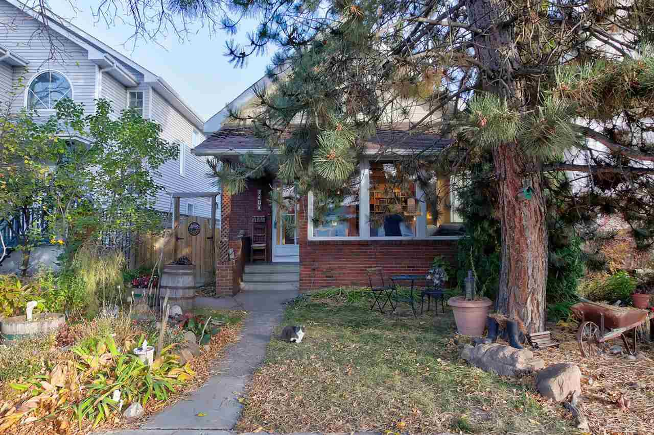 Main Photo: 8910 77 Avenue in Edmonton: Zone 17 House for sale : MLS®# E4218205