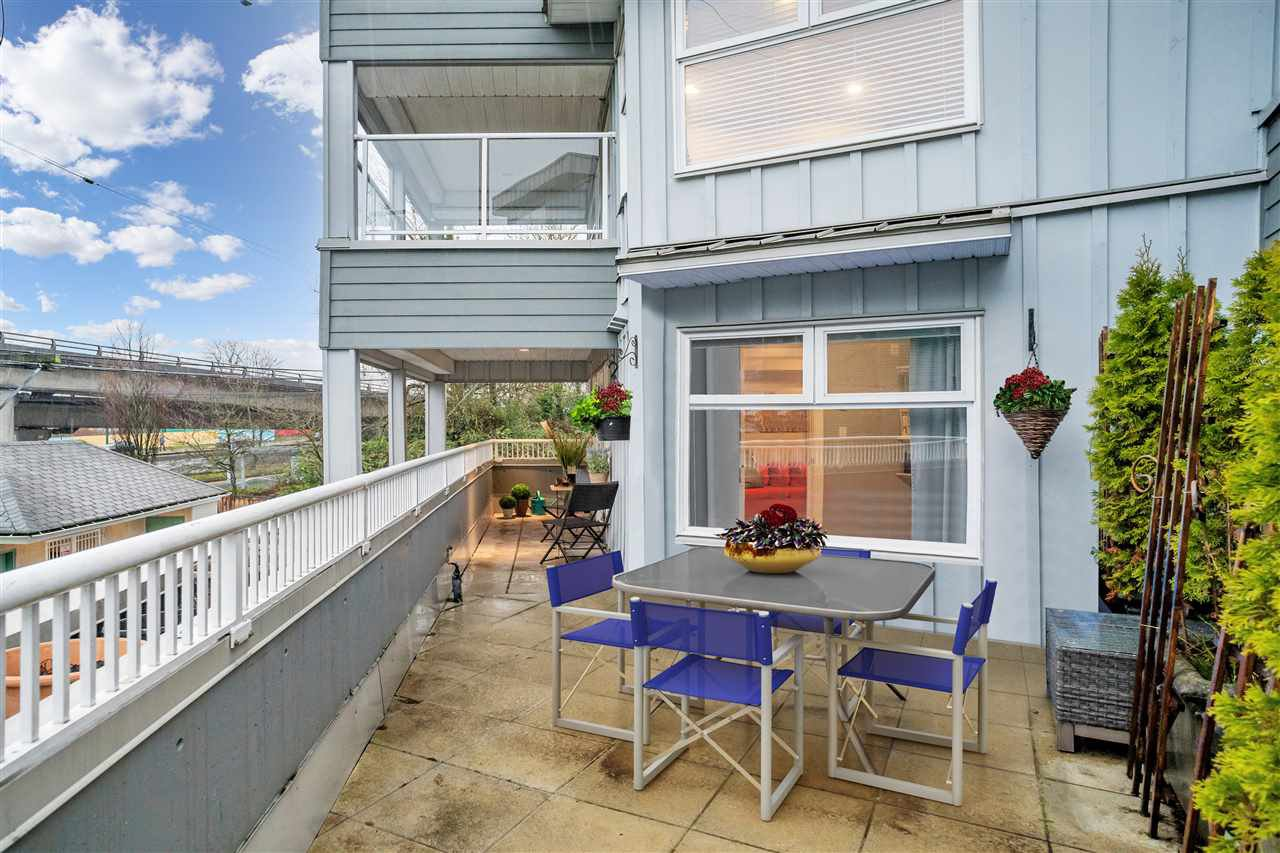 """Main Photo: 206 8915 HUDSON Street in Vancouver: Marpole Condo for sale in """"Hudson Mews"""" (Vancouver West)  : MLS®# R2526971"""