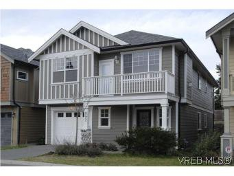 Main Photo: 897 Cavalcade Terr in VICTORIA: La Florence Lake House for sale (Langford)  : MLS®# 525649