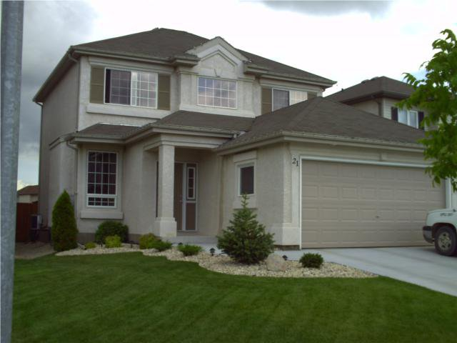 Photo 1: Photos: 21 Kirkland Drive in WINNIPEG: East Kildonan Residential for sale (North East Winnipeg)  : MLS®# 1004307