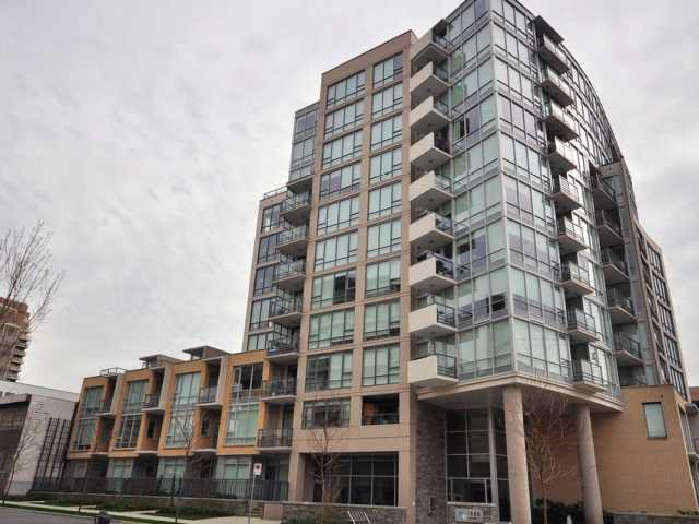 "Main Photo: 806 1690 W 8TH Avenue in Vancouver: Fairview VW Condo for sale in ""MUSEE"" (Vancouver West)  : MLS®# V817845"