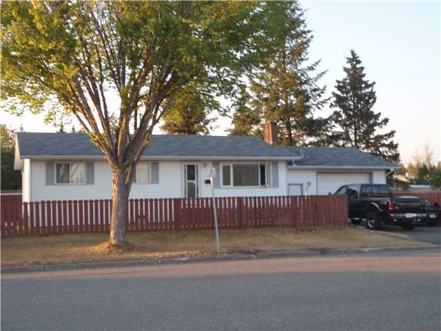 Main Photo: 100 WATSON in Prince George: Perry House for sale (PG City West (Zone 71))  : MLS®# N203513