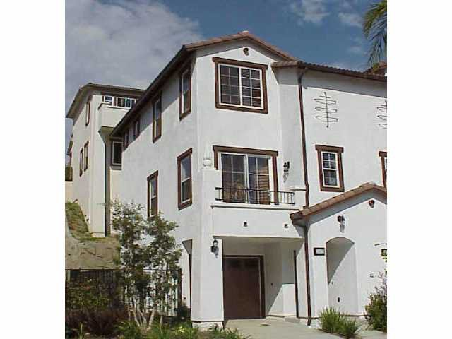Main Photo: MIDDLETOWN Residential for sale : 2 bedrooms : 3167 IBIS LANE in San Diego