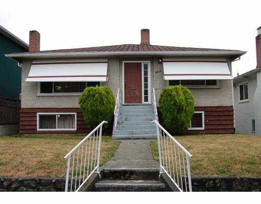 Main Photo: 6920 RALEIGH Street in Vancouver: Killarney VE House for sale (Vancouver East)  : MLS®# V780580