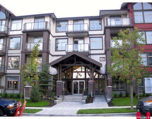 "Main Photo: 219 15388 101ST Avenue in Surrey: Guildford Condo for sale in ""ESCADA"" (North Surrey)  : MLS®# F2917980"