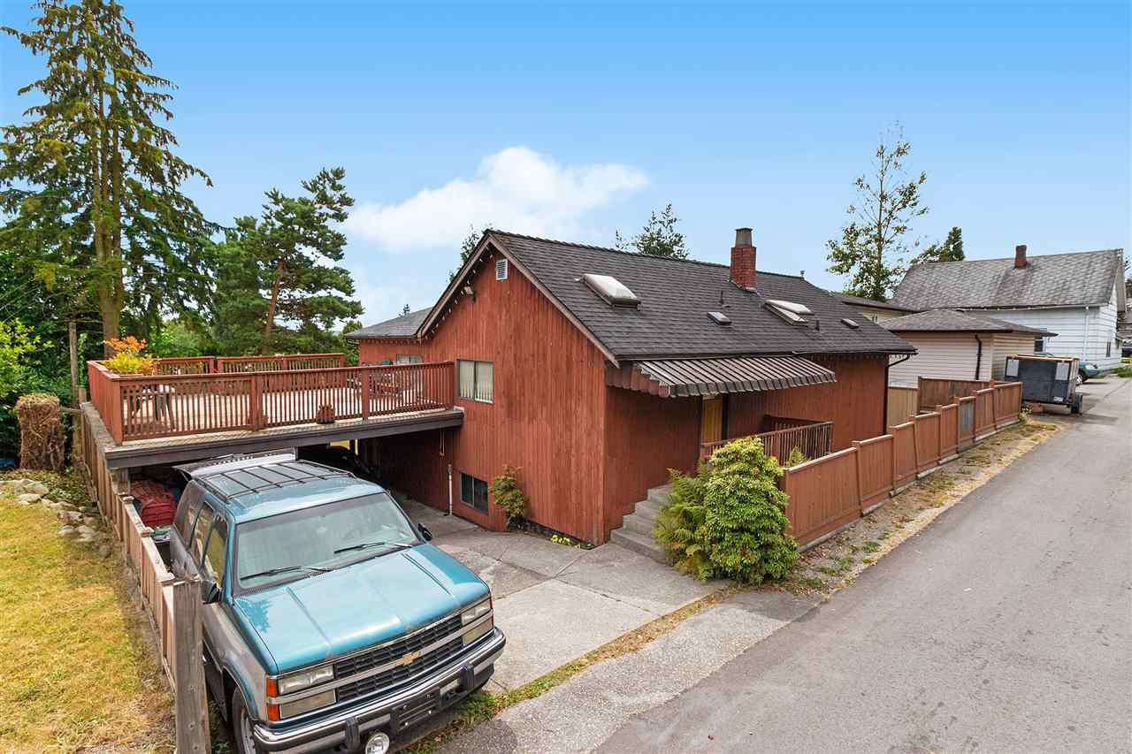 Main Photo: 1051 ALDERSON Avenue in Coquitlam: Maillardville House for sale : MLS®# R2481014