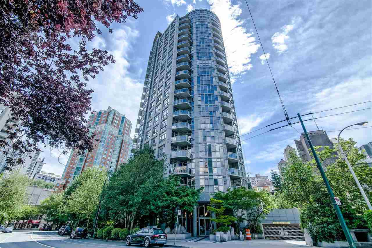 Main Photo: 1204 1050 SMITHE Street in Vancouver: West End VW Condo for sale (Vancouver West)  : MLS®# R2528044