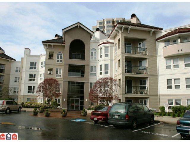"Main Photo: 407 3172 GLADWIN Road in Abbotsford: Central Abbotsford Condo for sale in ""Regency Park"" : MLS®# F1008654"