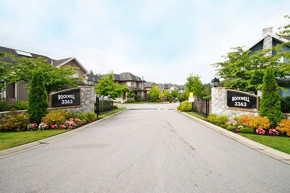"Main Photo: 13 3363 ROSEMARY HEIGHTS Crescent in Surrey: Morgan Creek House for sale in ""ROCKWELL"" (South Surrey White Rock)  : MLS®# F1023527"