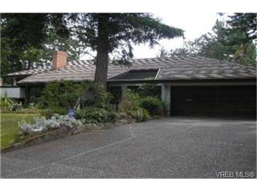Main Photo:  in VICTORIA: SE Broadmead House for sale (Saanich East)  : MLS®# 448739