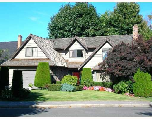 Main Photo: 10400 WHISTLER Place in Richmond: Woodwards House for sale : MLS®# V764978